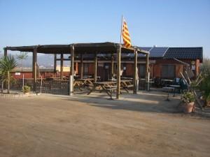 Restaurante Lo Goleró, delta del Ebro